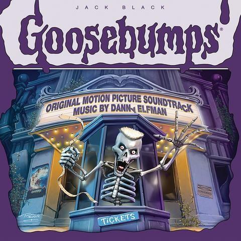Danny Elfman - Goosebumps: Original Motion Picture Soundtrack on Limited Edition Colored 180g 2LP - direct audio
