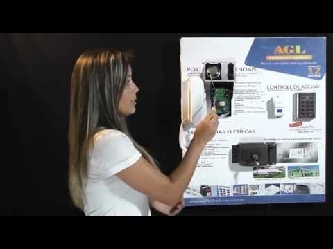Instalação Porteiro Eletrônico AGL