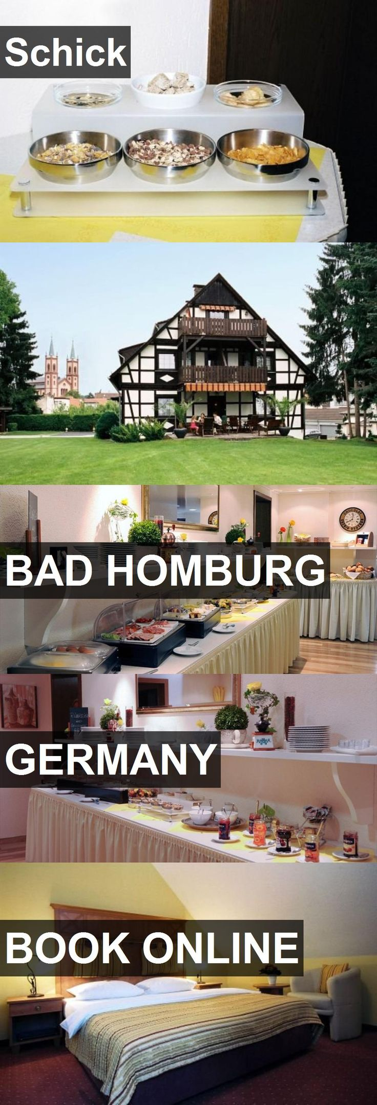 Hotel Schick in Bad Homburg, Germany. For more information, photos, reviews and best prices please follow the link. #Germany #BadHomburg #Schick #hotel #travel #vacation