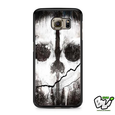 Call Of Dutty Ghost Samsung Galaxy S7 Case