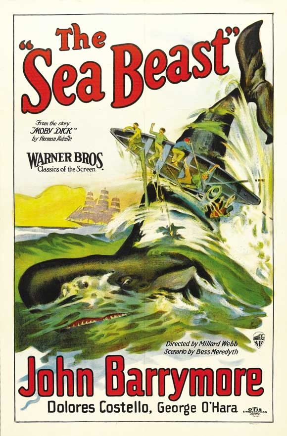 John Barrymore - The Sea Beast.....1926