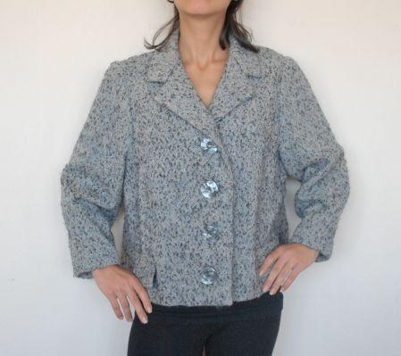 60'lar Kırçıllı Vintage Ceket / 60's Vintage Coat http://www.opuspocusbutik.com/urun/6039lar-kircilli-ceket/188033