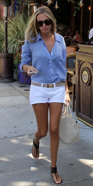 Petra Ecclestone - love the shirt