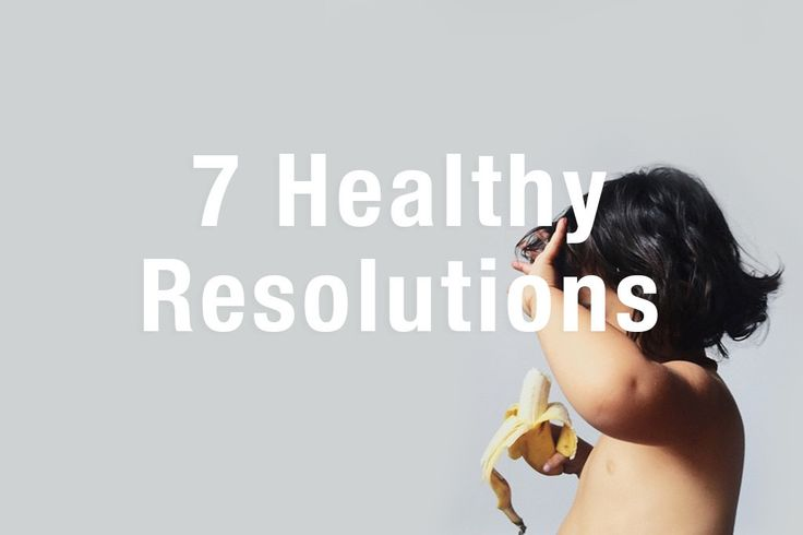 7 Healthy New Years Resolutions | Noble Carriage