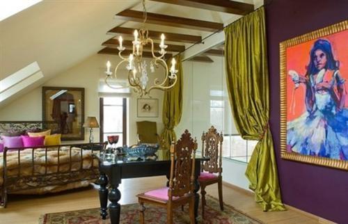 Art Deco Interior Bedroom Design on Art Deco Interior Design Bedroom