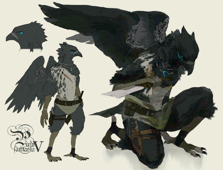 Hombre Águila