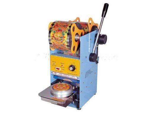 Cup sealer adalah mesin untuk menutup gelas plastik yang menggunakan sistem pemanas. Mesin ini digunakan oleh pengusaha minuman