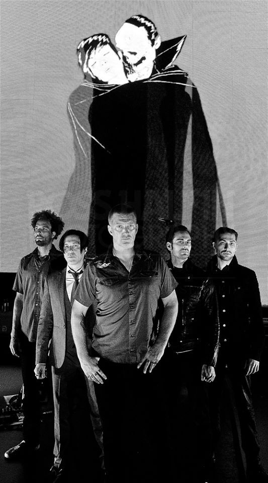 Queens Of The Stone Age | by Ross Halfin