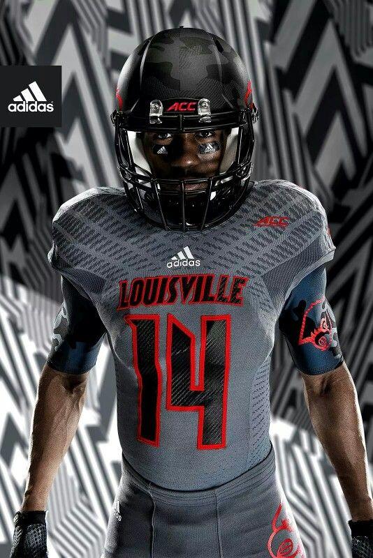 New Louisville Cardinals football uniforms  843fef63a