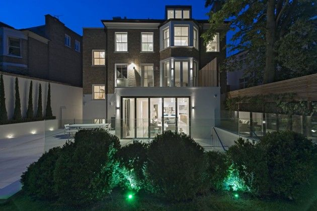 SHH have completed the West London House in London, England.
