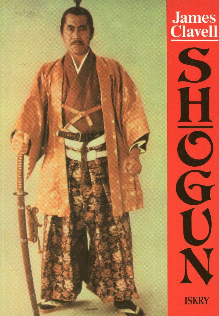 """Shogun"" James Clavell vol. 1 Translated by Małgorzata i Andrzej Grabowscy Cover by Krystyna Töpfer Published by Wydawnictwo Iskry 1992"