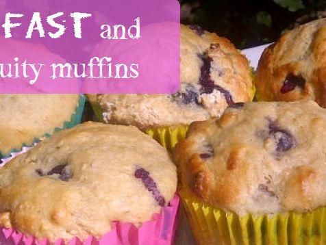 Fruit muffin recipesVillage Voices