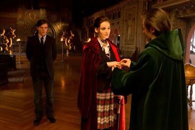 Gideon (Jannis Niewöhner) und Gwenny (Maria Ehrich)