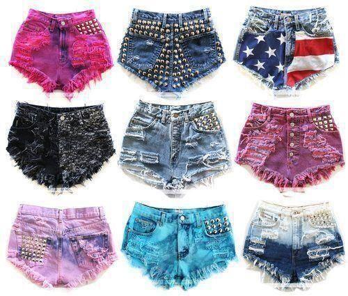 #levis #501 #shorts #borchiati #personalizzati €49,90 www.dream-shop.it