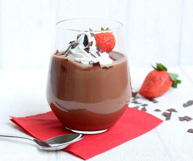 Rezepte mit Herz   ♥: Schokoladenpudding wie bei Muttern