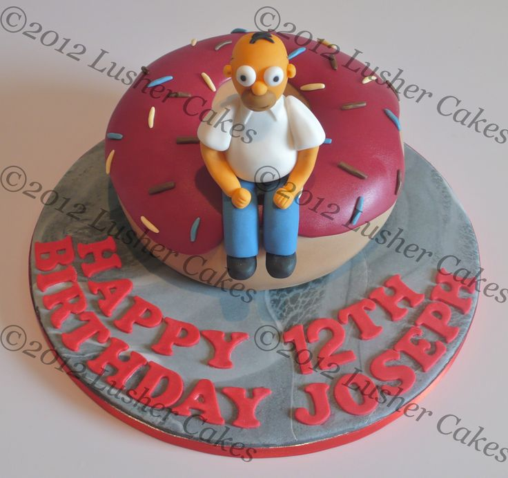64 Best Homer Simpson Party Images On Pinterest