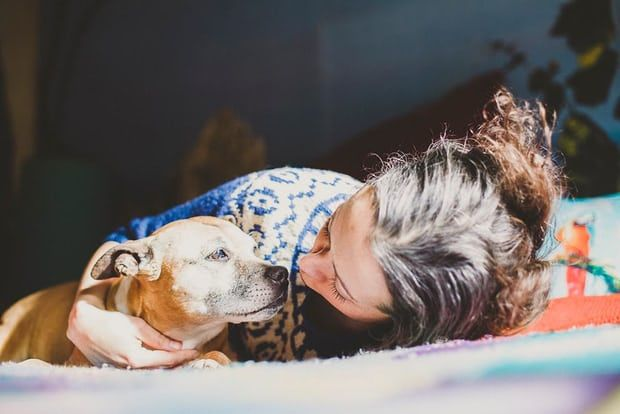My Dog Was Looking Into My Eyes As She Died The Grief Of Losing