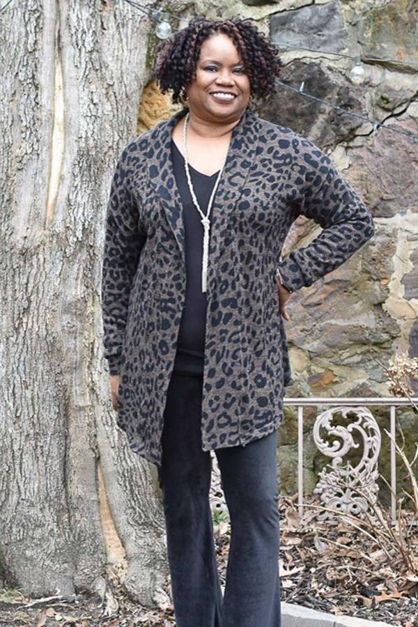 7d5f03ef3fde drapey print cardi - Sora Pattern - Shawl collar sweater - pullover  cardigan sewing pattern - women s cardigan sewing pattern - Blank Slate  Patterns