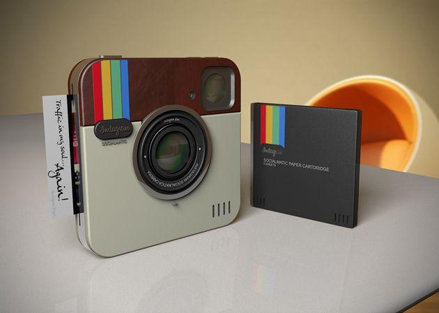 Instagram cam.