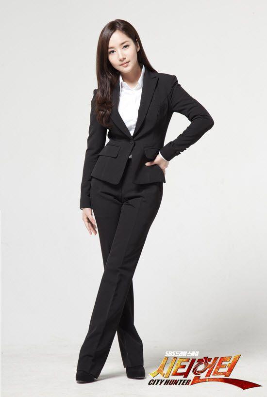 Kim Nana From City Hunter Korean Dramady I Love It Action Romance And A Fun Plot Awesome
