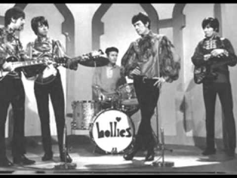 Long cool woman in a black dress the hollies instrumental love
