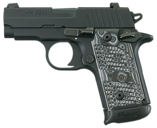 Sig Sauer SIG P238 Extreme 380 ACP, Nites Sites, G-10 Grips, 7 Rnd Mag