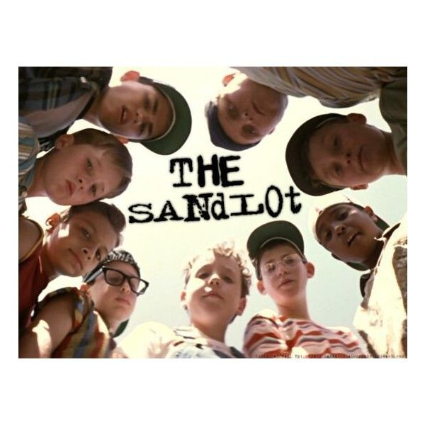 The Sandlot ❤ liked on Polyvore featuring backgrounds and sandlot