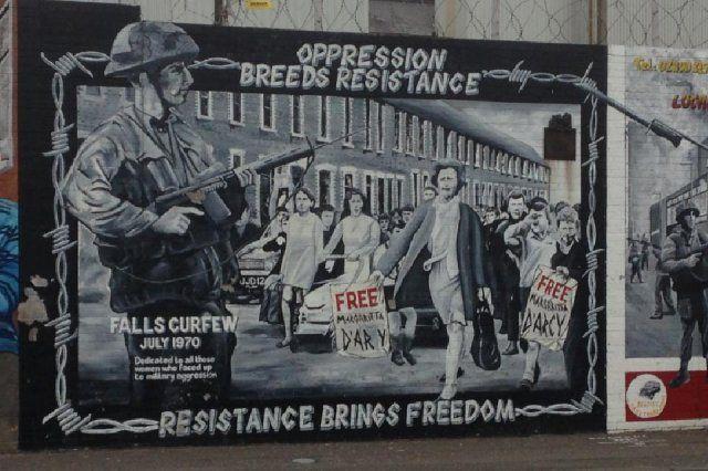 Murals - Resistance