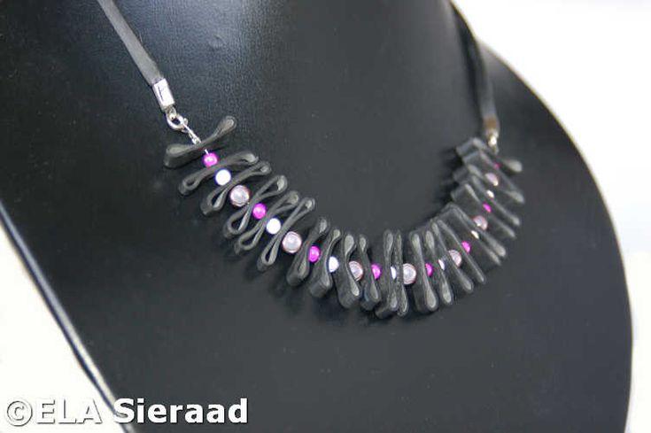 Rubber jewelry | Ela-Sieraad