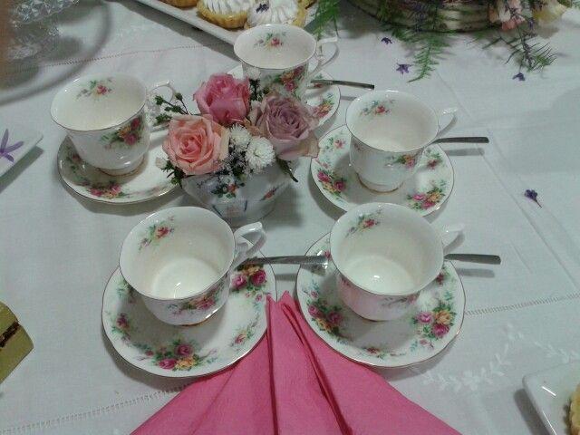 Table decor by marlene