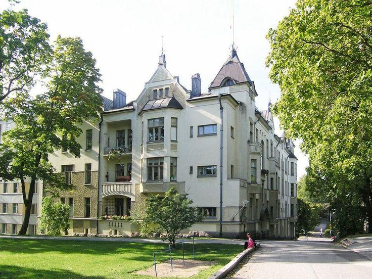 Turku. Hjorten i Åbo