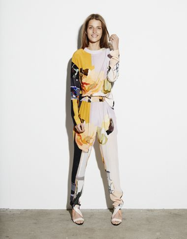 This outfit is on top of my list for the Spring Summer 2015 - Collection by Stine Goya