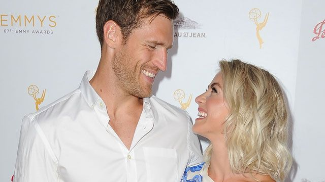 Julianne Hough and Brooks Laich Celebrate Engagement With Family and Friends