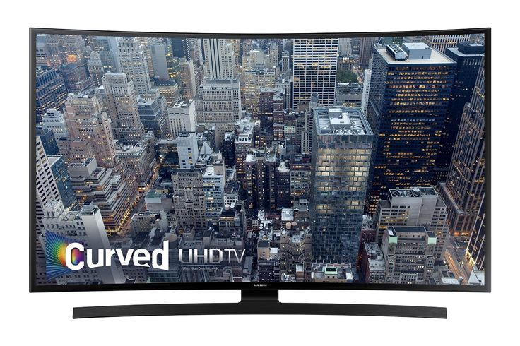 "Samsung 55"" LED 4K Smart TV Curvo UN55JU6700"