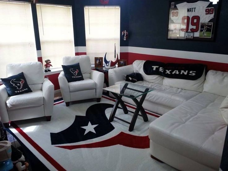Man Cave Garage Houston : Best houston texans wo man caves and rooms images on
