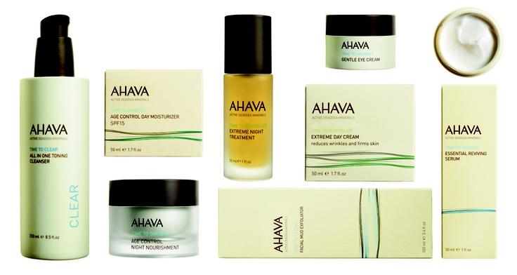 Magię Morza Martwego można odnaleźć w preparatach AHAVA do pielęgnacji skóry twarzy i ciała.  Zawierają one zarówno cenne minerały Morza Martwego jak i inne, naturalne składniki pochodzące z tego niezwykłego rejonu. Unikalne produkty przywracają skórze jej naturalne funkcje, wspomagają je. Zapewniają cerze zdrowy wygląd, poprawiają jej elastyczność i przywracają równowagę