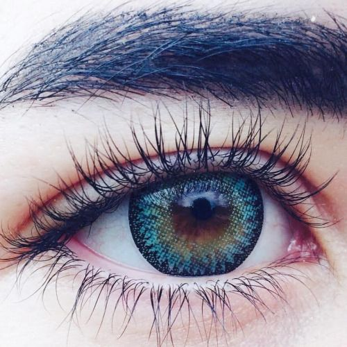 These breathtaking green contacts are suitable for both cosplay and the casual needs. Sweety Nudy 3 tones green boast a very unusua...