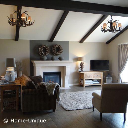 Living room Canada. Home-Unique.nl