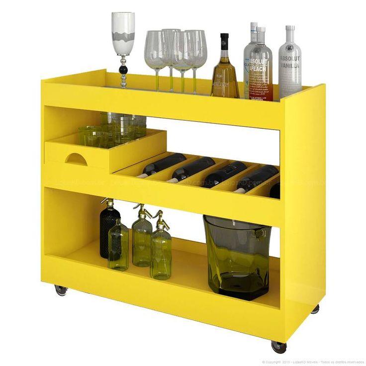 Aparador Bar Adega ~ 25+ melhores ideias sobre Aparador amarelo no Pinterest
