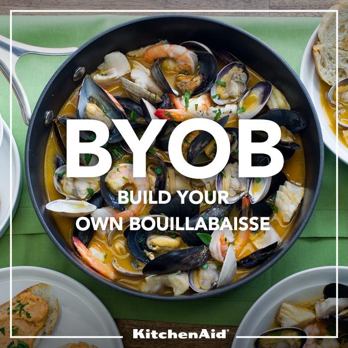 Seafood Bouillabaisse Challenge