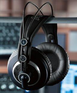 Studio Kopfhörer von AKG