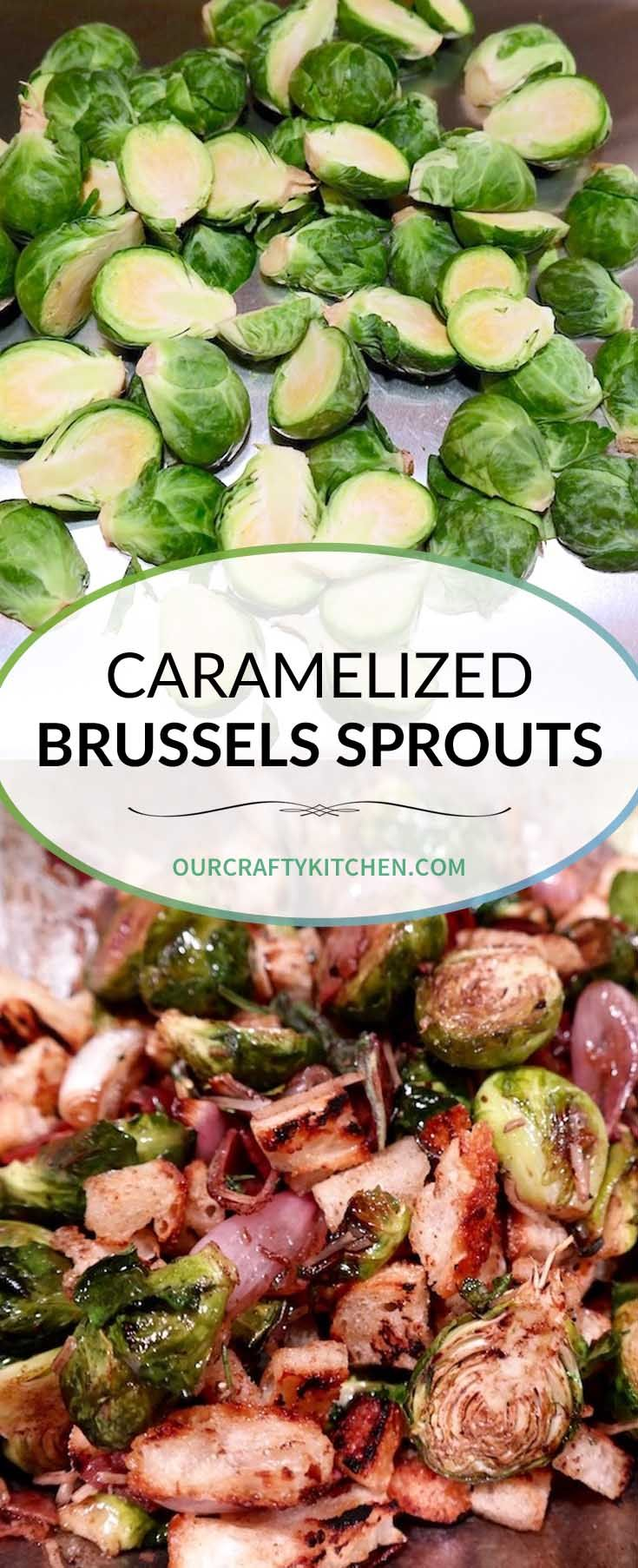caramelized brussels sprouts brussels sprouts don t have to be boring ...