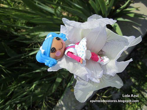 lalaloopsy en flor