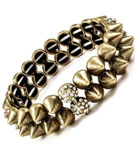 Bronze Cone Bracelet