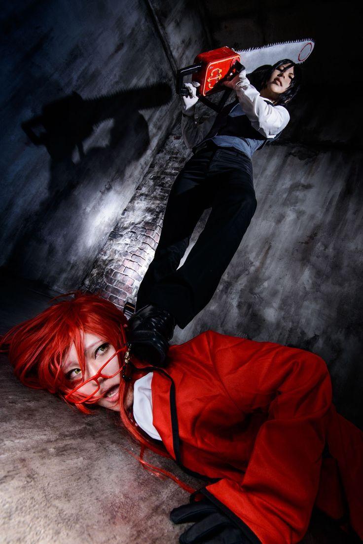 SAKON(SAKON) Sebastian Michaelis Cosplay Photo - Cure WorldCosplay