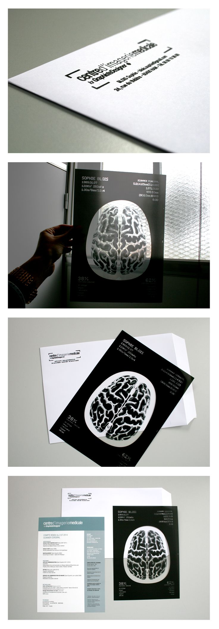 Centre d'imagerie médicale for Graphiste/Designer                                                                                                                                                                                 Plus