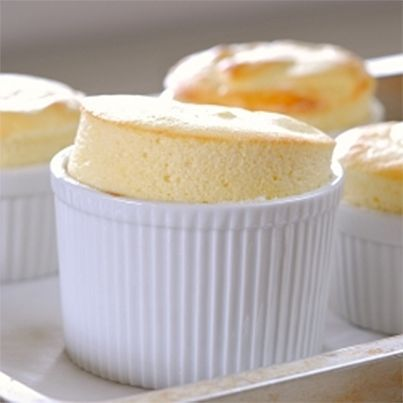 Greek Yogurt Souffle.. wanna try this!