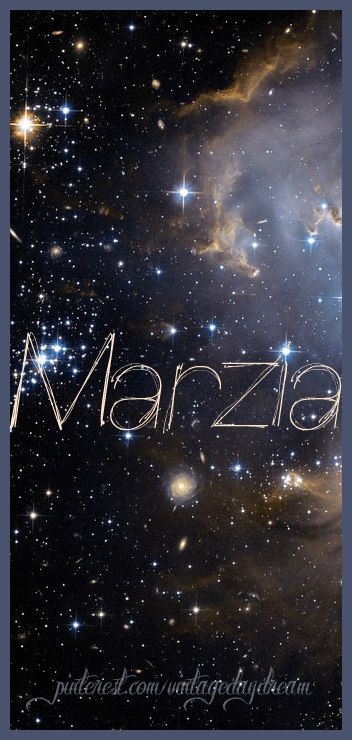 Baby Girl Name: Marzia (marts-ee-uh). Meaning: Of Mars. Origin: Latin; Italian. https://www.pinterest.com/vintagedaydream/baby-names-by-me-vintagedaydream/?eq=baby&etslf=3607