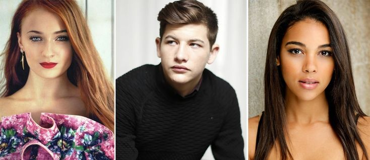 Tye Sheridan, Sophie Turner, and Alexandra Shipp join 'X-Men: Apocalypse' cast