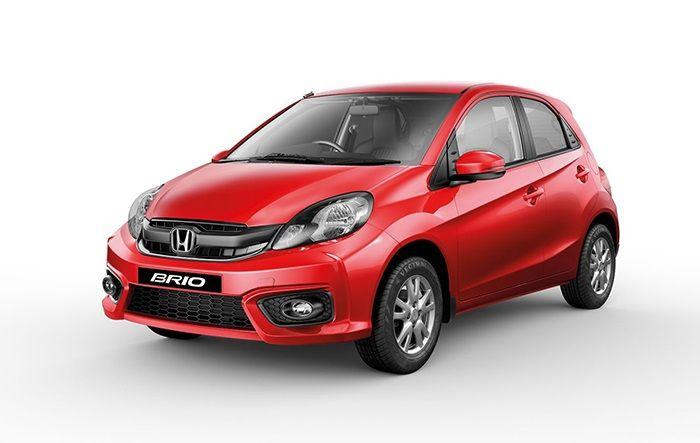 2016 Honda Brio launched in India; prices start at INR 4.69 lakh (Ex-Showroom, Delhi)